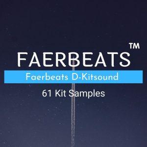 Faerbeats – D-Kitsound – 61 kit samples